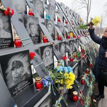 Ukraina mini penktąsias Maidano sukilimo metines