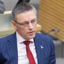 V. Bakas: jei Lietuvoje praturtėjai dėl korupcinių veikų, nereikia nieko bijoti