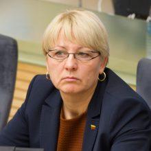 A. Kubilienė ir medicinos centras nesutaria, kas klydo dėl jos registracijos