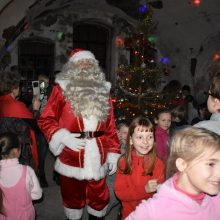III-iame forte kvepėjo Kalėdų išvakarėmis