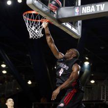 """Per NBA """"Visų žvaigždžių"""" šventės rungtynes U.Boltas buvo nerezultatyvus"""