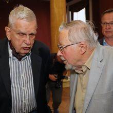 V. Landsbergis: naujas holokaustas gali smogti visiems