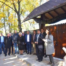 Lankytojams atidarytas Šunskų fazanynas