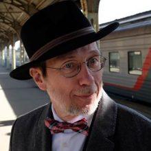 L. Mažylis ieškojo 100-mečio senumo lietuvybės pėdsakų Sankt Peterburge