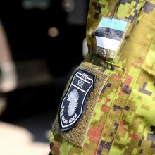 """Estijoje karinėse pratybose """"Siil"""" gegužę dalyvaus sąjungininkai iš 15 valstybių"""