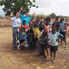 Iš UNICEF misijos Malavyje Jazzu ir D. Montvydas grįžo pasikeitę ir įkvėpti
