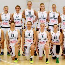 Lietuvos krepšininkės turėjo pripažinti slovėnių pranašumą