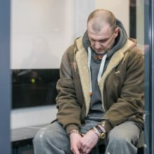 Teismas: ukrainietis, Lietuvoje nušovęs savo kraštietį, nuteistas pagrįstai