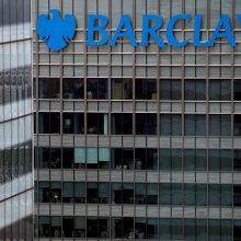 """Siūlo nedramatizuoti """"Barclays"""" darbuotojų mažinimo: blogiau gali būti ateityje"""