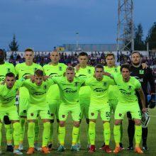 """Kazachstane laimėję """"Trakai"""" – kitame Europos lygos atrankos etape"""