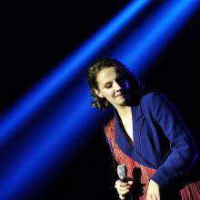 I. Narkutė: prieš koncertą jaučiuosi, kaip eidama prie altoriaus