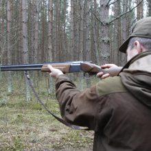 Plungės rajone per medžioklę pašautas vyras