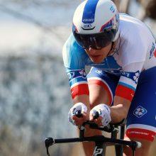 "Lietuvos čempionui ""Tour de France"" lenktynės jau baigėsi"