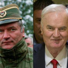 """""""Bosnijos skerdikas"""" nuteistas kalėti iki gyvos galvos"""