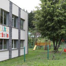 Gera žinia auginantiems vaikus sostinės Balsių rajone