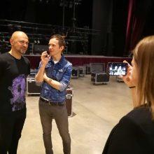 """""""BrainStorm"""" Vilniuje pristato naują albumą ir susitinka su gerbėjais"""