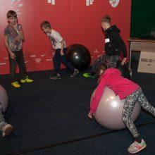 Kauniečiai susirinko aštuonių valandų trukmės treniruotei