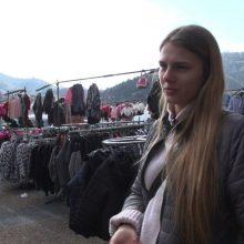 Emigrantė: norėdamas padėti, Nicoje gali likti išjuoktas