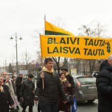 Vilniuje į sąskrydį susirinko Lietuvos valančiukai