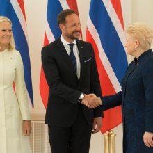 Sosto įpėdinis: Norvegija nori prisidėti prie permainų Lietuvoje
