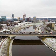 Savivaldybė kviečia dizainerius kurti jubiliejinį Vilniaus gimtadienio logotipą