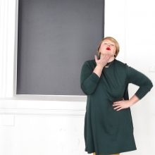 Stilistė: psichologinis moterų barjeras žymiai didesnis nei rūbų pasirinkimas