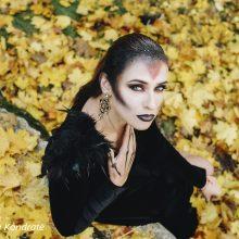 Stilistė V. Šaulytė neįsivaizduoja Helovino be stilingo kostiumo