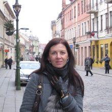 E. Karalevičienė toliau pirmininkaus Kultūros paveldo komisijai