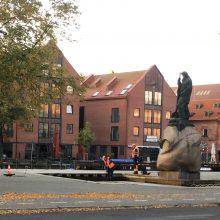 Miesto fontanams – sezono pabaiga