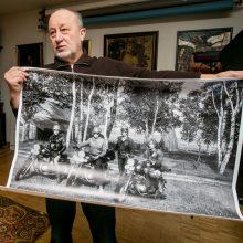 Fotomenininkas R. Požerskis: pralaimėjimai mus grūdina