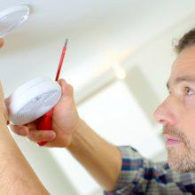 Dūmų detektoriai – naujas pasipelnymo šaltinis