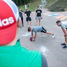 Sporto mėgėjams – profesionalų pamokos