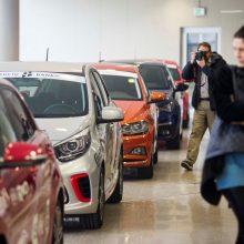 """Duotas startas konkursui """"Lietuvos metų automobilis 2018"""""""