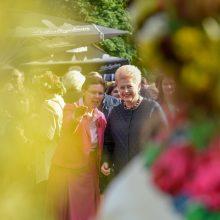 D. Grybauskaitė: Vidurvasario šventė liudija viso regiono bendrystę