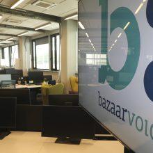 """JAV """"Bazaarvoice"""" atidarė biurą Vilniuje: dar ieško darbuotojų"""
