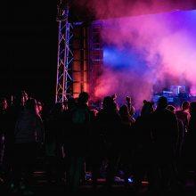 """Festivalyje """"Revolution Festival"""" šokiai prasidės diena anksčiau nei planuota"""