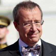 Buvęs Estijos prezidentas T.H. Ilvesas ragina įkurti kibernetinės gynybos NATO