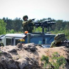NATO kariai treniruosis ginti Suvalkų koridorių