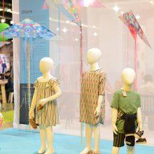Lietuvos dizainerę kurti skatina pripažinimas prestižinėje vaikų mados parodoje