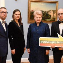 Po mėnesį trukusio turo Amerikoje J. Šeduikytė grįžta į Lietuvos koncertų sales