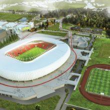 """Iš konkurso pašalintas """"Vilniaus nacionalinis stadionas"""" savo tiesos neįrodė"""