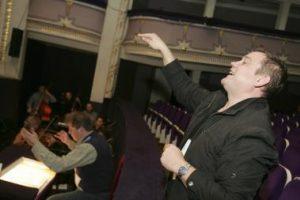 K.Jakštas nekeis Muzikinio teatro repertuaro?
