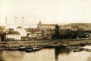 Istoriniai ir šiuolaikiniai Kauno vaizdai - unikalioje parodoje
