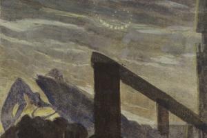 M.K.Čiurlionio darbus saugojo rizikuodami gyvybe