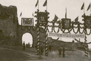 Požiūriai dėl Kauno pilies kirtosi dar tarpukariu