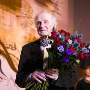 Architektui A. Nasvyčiui suteiktas Vilniaus garbės piliečio vardas