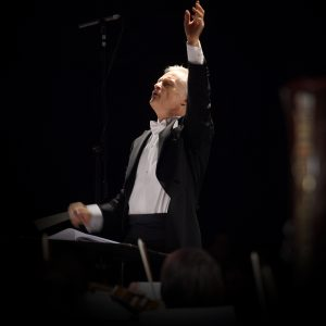 Dirigento koncertas – dovana pajūrio moterims