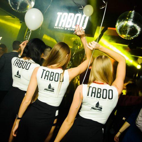 """""""Taboo"""" klubas atidarė naują sezoną  © Ievos Jonelytės nuotr."""