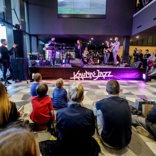 """Startavo """"Kaunas Jazz""""   © Vilmanto Raupelio nuotr."""