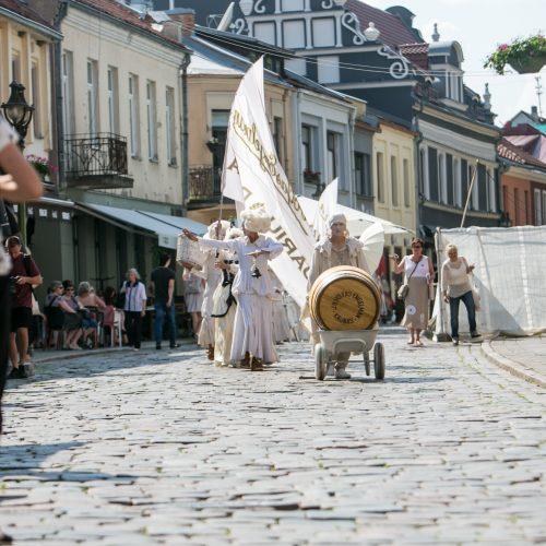 Tarptautinė Aludarių diena Kaune 2018  © Vilmanto Raupelio nuotr.
